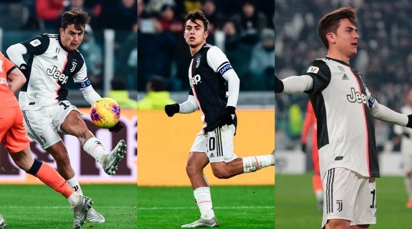 Dybala, che gol in Juve-Udinese! Capolavoro della Joya