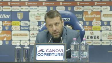 "D'Aversa: ""Pellegrini? Grandissimo giocatore"""