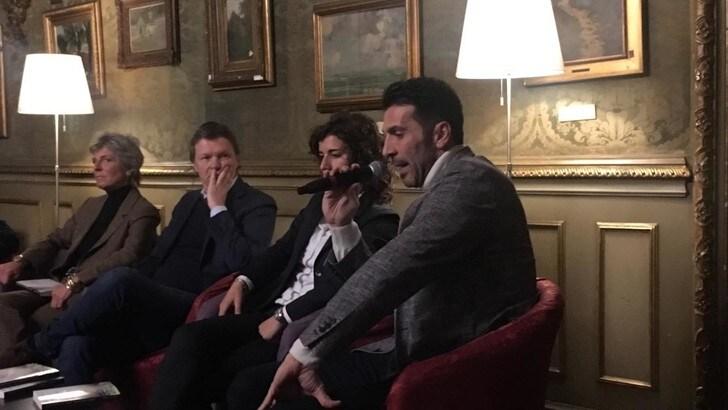 Marta Carissimi (ex Gassino) protagonista in un evento con... Buffon!