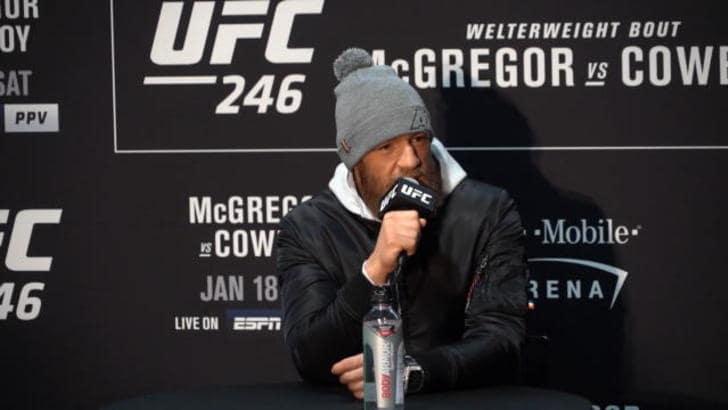 """McGregor: """"Il nuovo stadio di Las Vegas? Lì mi piacerebbe sfidare Pacquiao"""""""