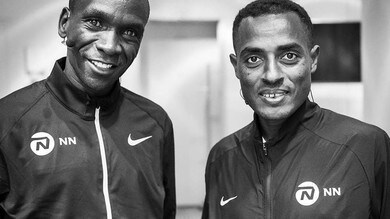 La London Marathon annuncia la grande sfida tra Kipchoge e Bekele