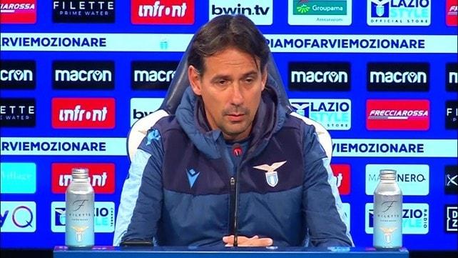 """Inzaghi: """"Abbiamo fatto un girone strepitoso"""""""