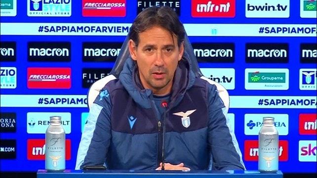 """Inzaghi su Immobile: """"E' stato utile anche in Coppa"""""""