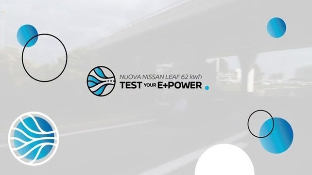 Nuova Nissan Leaf e+: il test fino al Pincio VIDEO