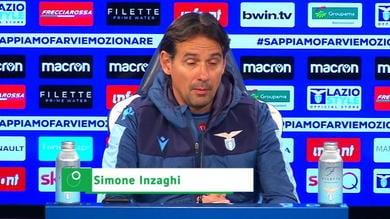 "Inzaghi: ""Girone d'andata strepitoso. Su Immobile..."""