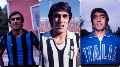 Addio a Pietro Anastasi, bandiera e capitano della Juve anni '70