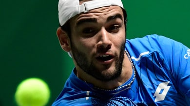 Australian Open, Berrettini apre il programma di lunedì