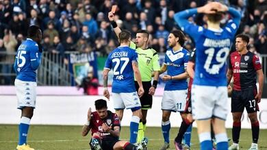 Balotelli, mano pesante del giudice: 2 turni di stop e multa da 10.000 euro