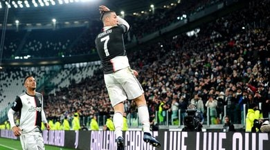 Ronaldo a segno da 7 partite di fila: ora punta Immobile