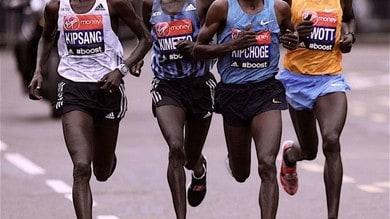 Maratona, lento ma non troppo