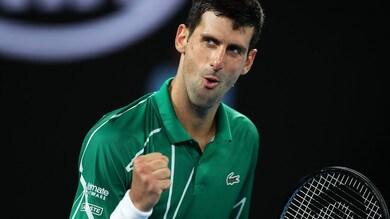 Djokovic, esordio ok agli Australian Open