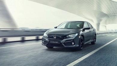Honda Civic 2020, migliorano clima e infotainment
