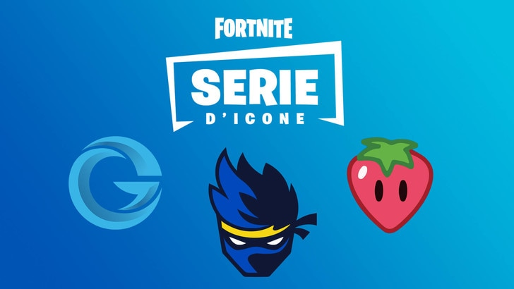 Ninja sbarca nello shop di Fortnite