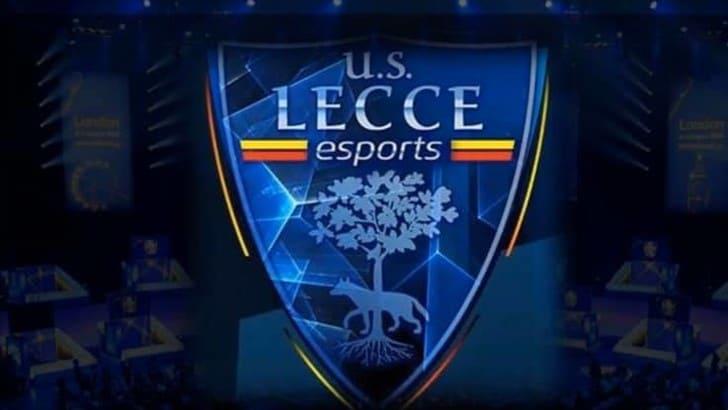 Il Lecce presenta il suo progetto Esports!