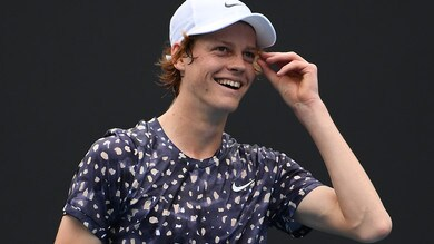 Sinner batte Purcell e accede al secondo turno dell'Australian Open