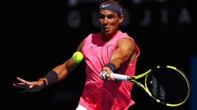 Australian Open: Nadal supera Dellien e approda al secondo turno
