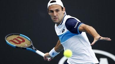 Travaglia e Giustino ko al primo turno dell'Australian Open