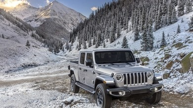 Jeep North Edition, serie speciale contro il freddo