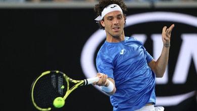 Australian Open, Cecchinato ko con il tedesco Zverev