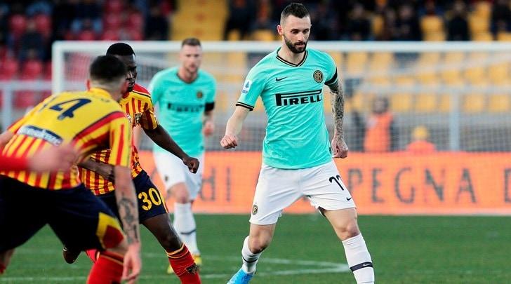 Inter, sospiro di sollievo per Brozovic