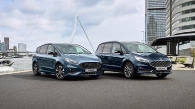 Ford, a Valencia investimento per ibride e batterie
