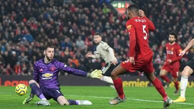 Manchester United sotto inchiesta per le proteste di Liverpool