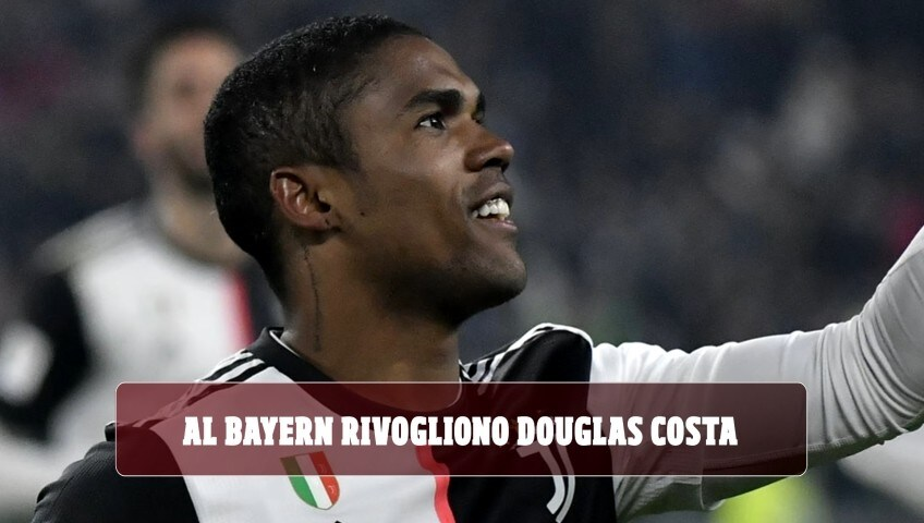 Juventus, al Bayern rivogliono Douglas Costa