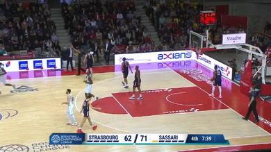 Strasburgo-Sassari 83-88, gli highlights