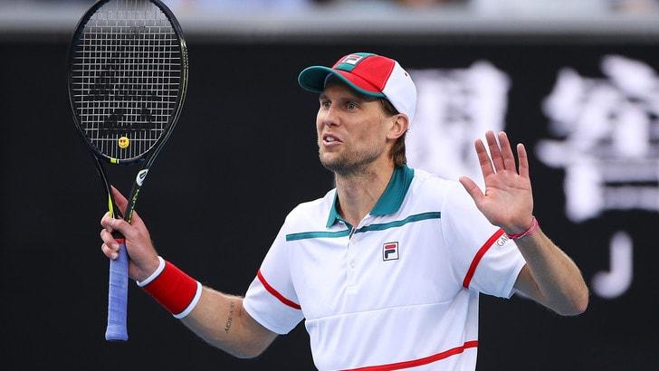 Australian Open, eliminato Seppi: Wawrinka vince in 5 set