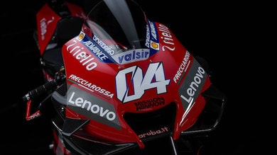 Ducati MotoGP: tutti gli scatti della moto 2020