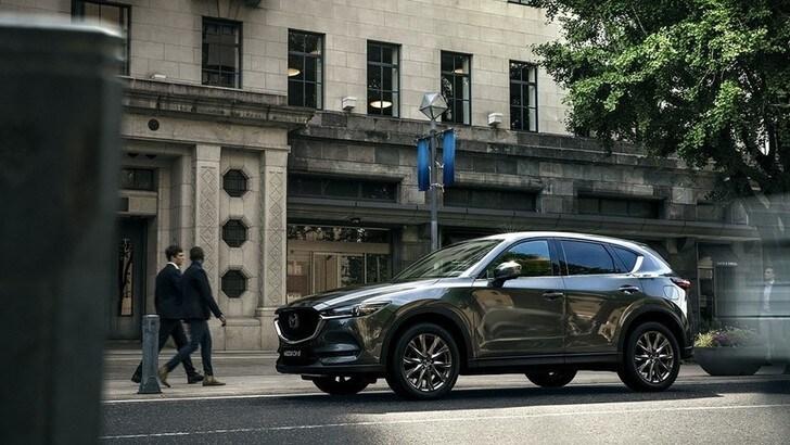 Action-video: nuova Mazda CX-5 2020