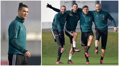 Juve, Ronaldo e la missione Napoli