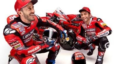 Ducati, partnership con Motorola per il Motomondiale