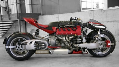 Moto, le special più assurde
