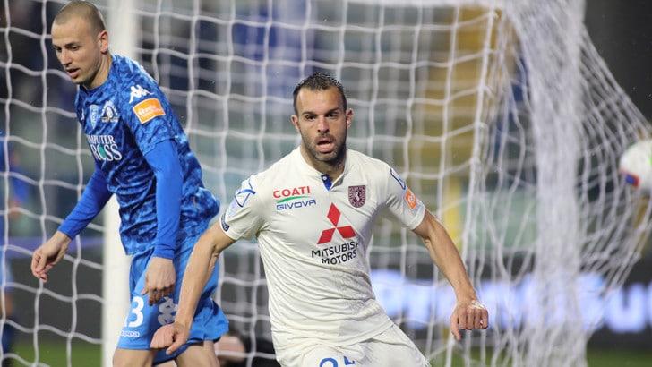Empoli-Chievo: sblocca Tutino, pareggia Meggiorini: termina 1-1