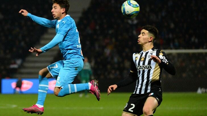 Marsiglia-Angers 0-0, ora il Psg può allungare. Sprofonda il Monaco