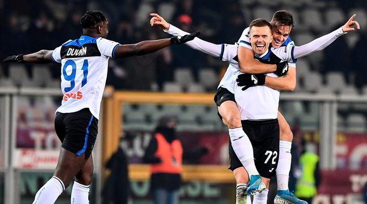 Torino-Atalanta 0-7: Ilicic-show, gol da centrocampo e tripletta! Mazzarri nei guai