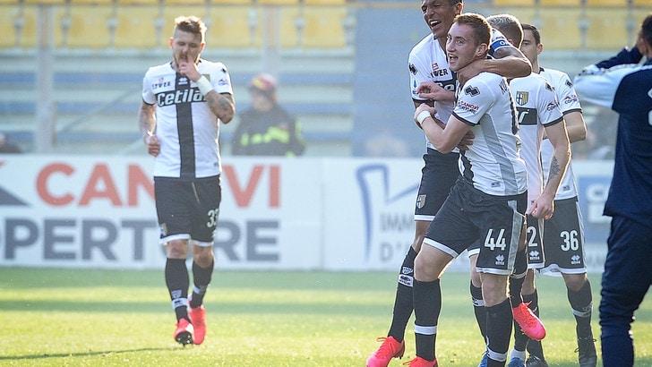 Kulusevski show, il Parma stende l'Udinese. Il Verona sogna, pari per la Sampdoria