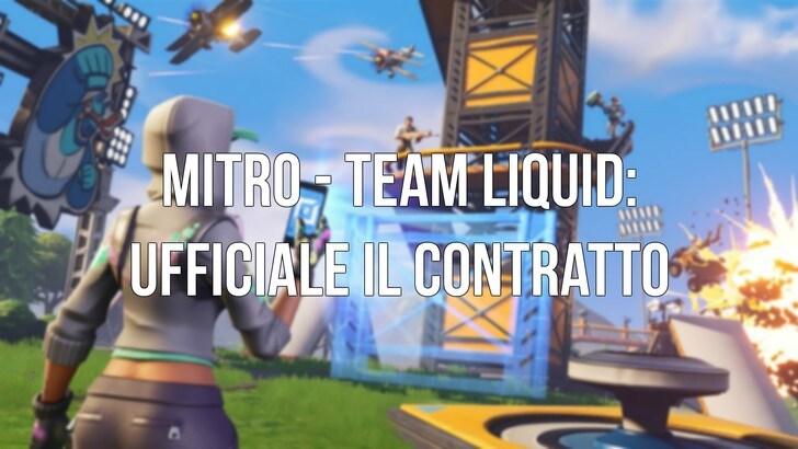 Ufficiale, Mitr0 passa al Team Liquid