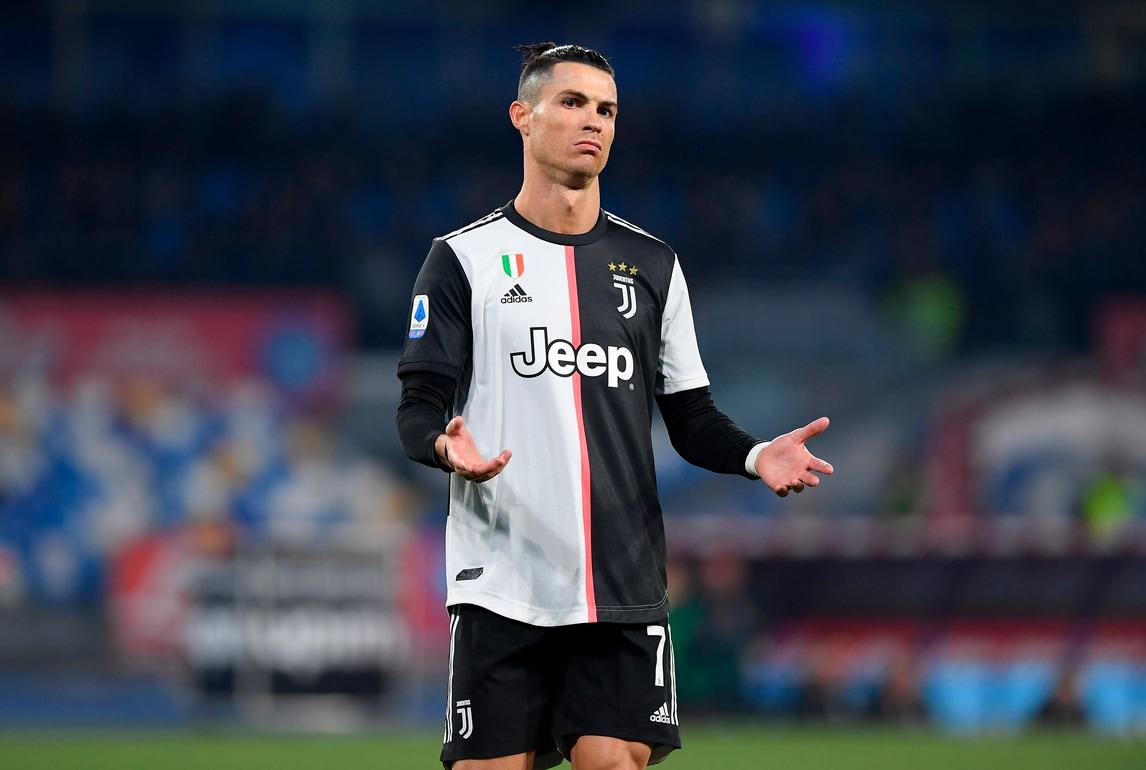 Juve, non basta il solito Cristiano Ronaldo. Fa festa il Napoli