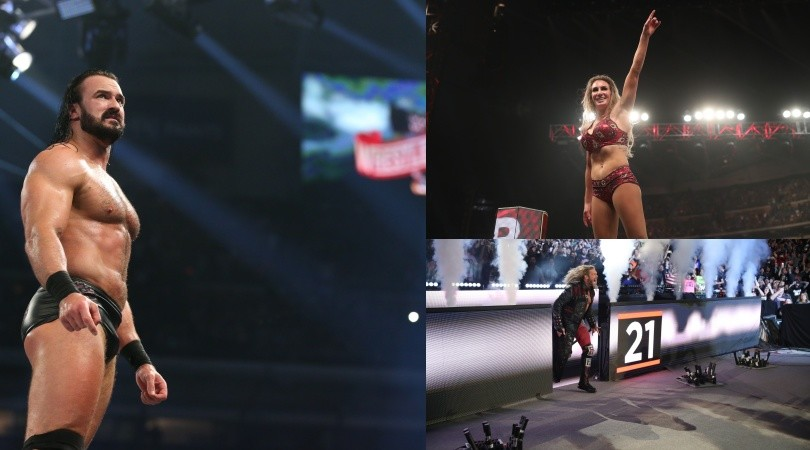 WWE Royal Rumble 2020: successi per Drew McIntyre e Charlotte Flair