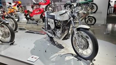 In mostra a Los Angeles le moto storiche italiane