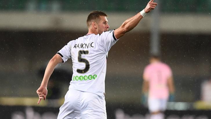 Perugia, ecco Rajkovic a parametro zero: