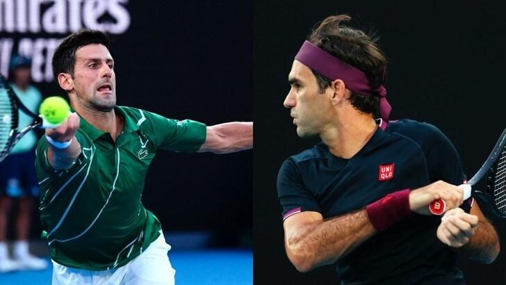 Australian Open, Federer-Djokovic in diretta: segui la semifinale in tempo reale