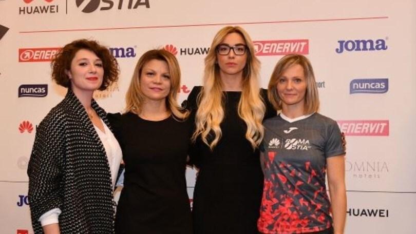 Grandi gare a marzo a Roma, si parte con la Huawei ROMAOSTIA Half Marathon