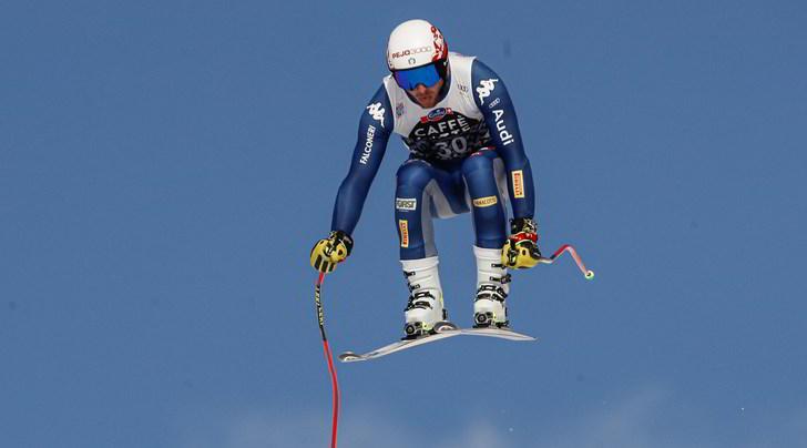 Il nuovo logo FORST 0,0% per gli Azzurri dello sci alpino