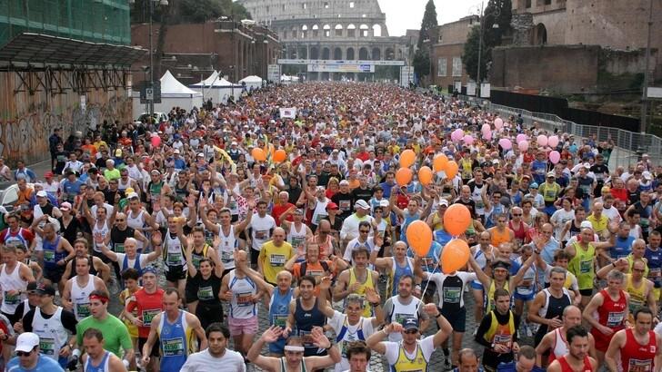 Confermata la data del 29 Marzo per Acea Run Rome The Marathon