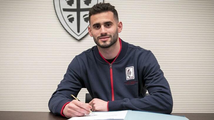 Cagliari, dal PSV arriva Gaston Pereiro