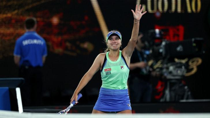 Australian Open alla Kenin, battuta in finale la Muguruza