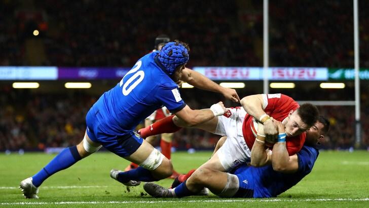 Sei Nazioni, Galles-Italia 42-0: esordio amaro per gli azzurri
